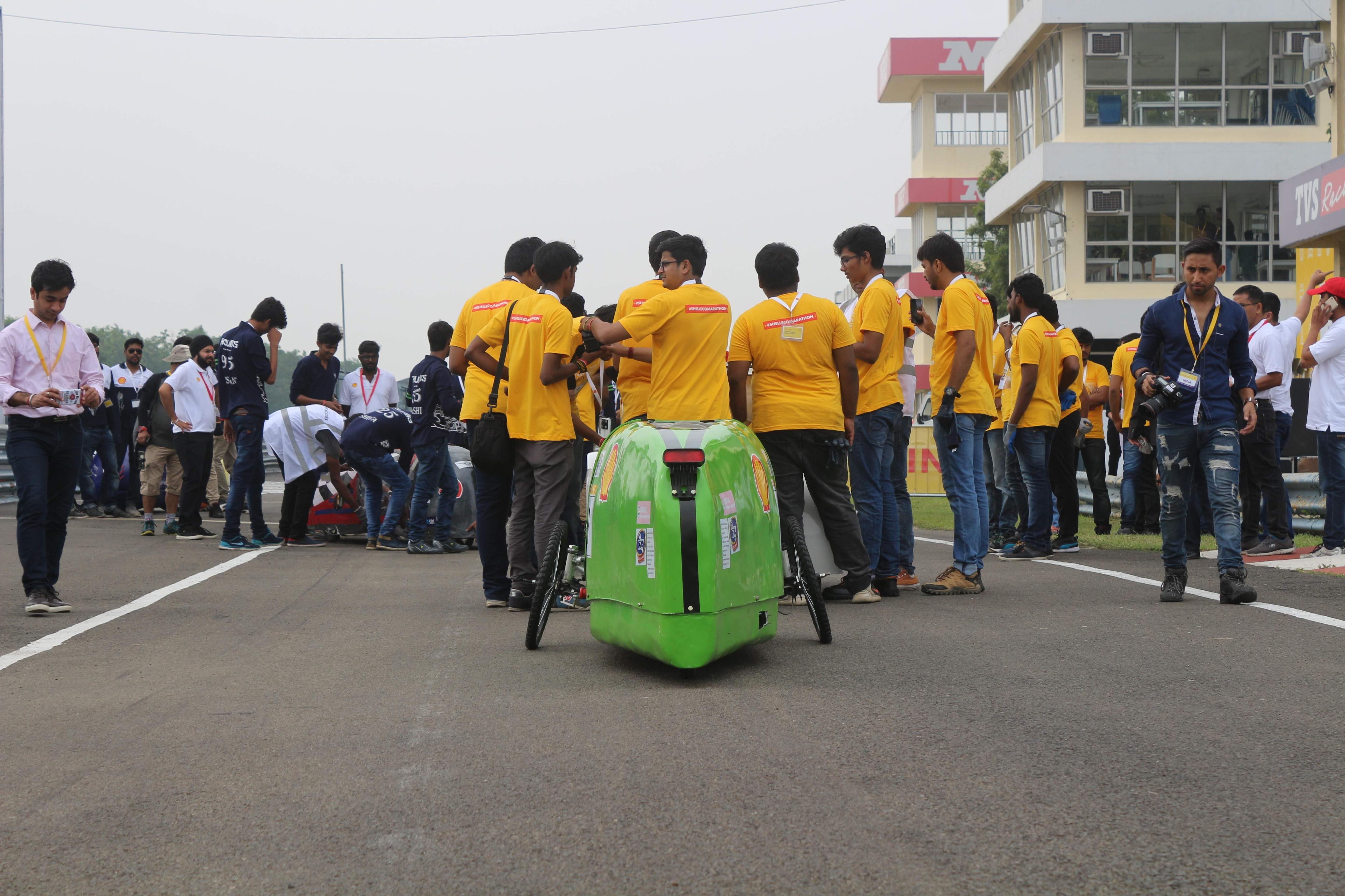 Shell Eco marathon 2018 Chennai