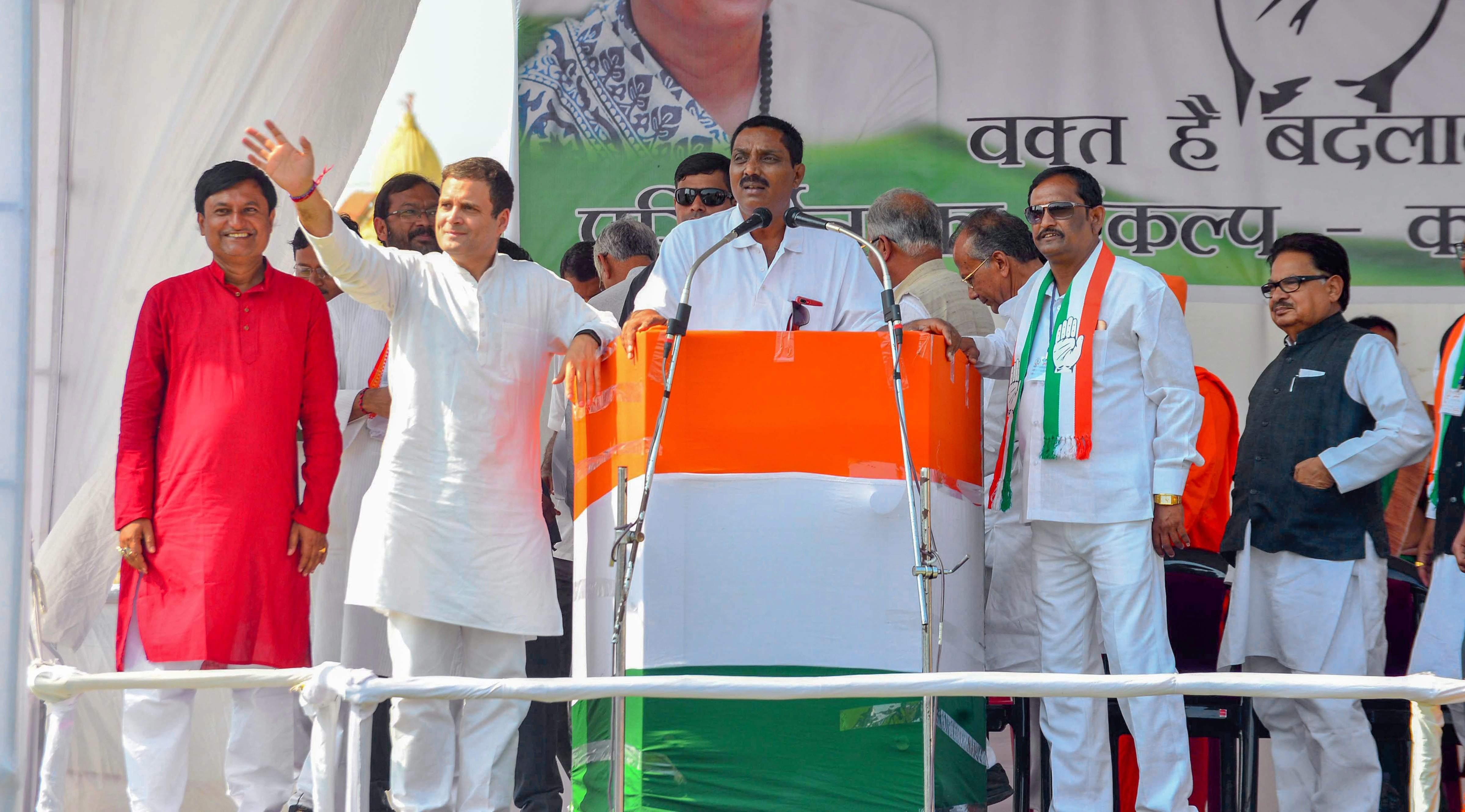Chhattisgarh Election Results 2018