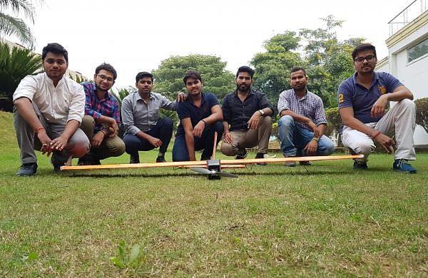 Zomato for food delivery via drones