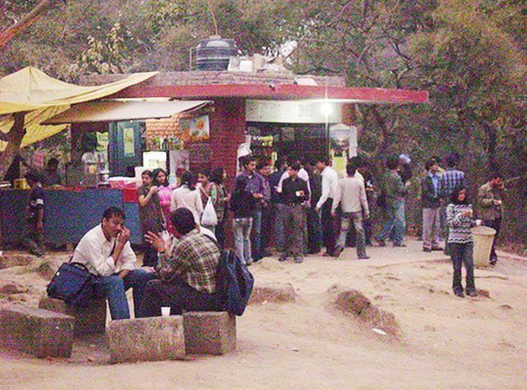 JNU's Ganga Dhaba
