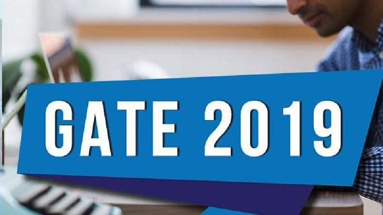 GATE 2019 exam schedule and admit card