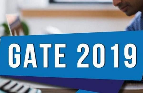 GATE 2019 exam schedule and admit card