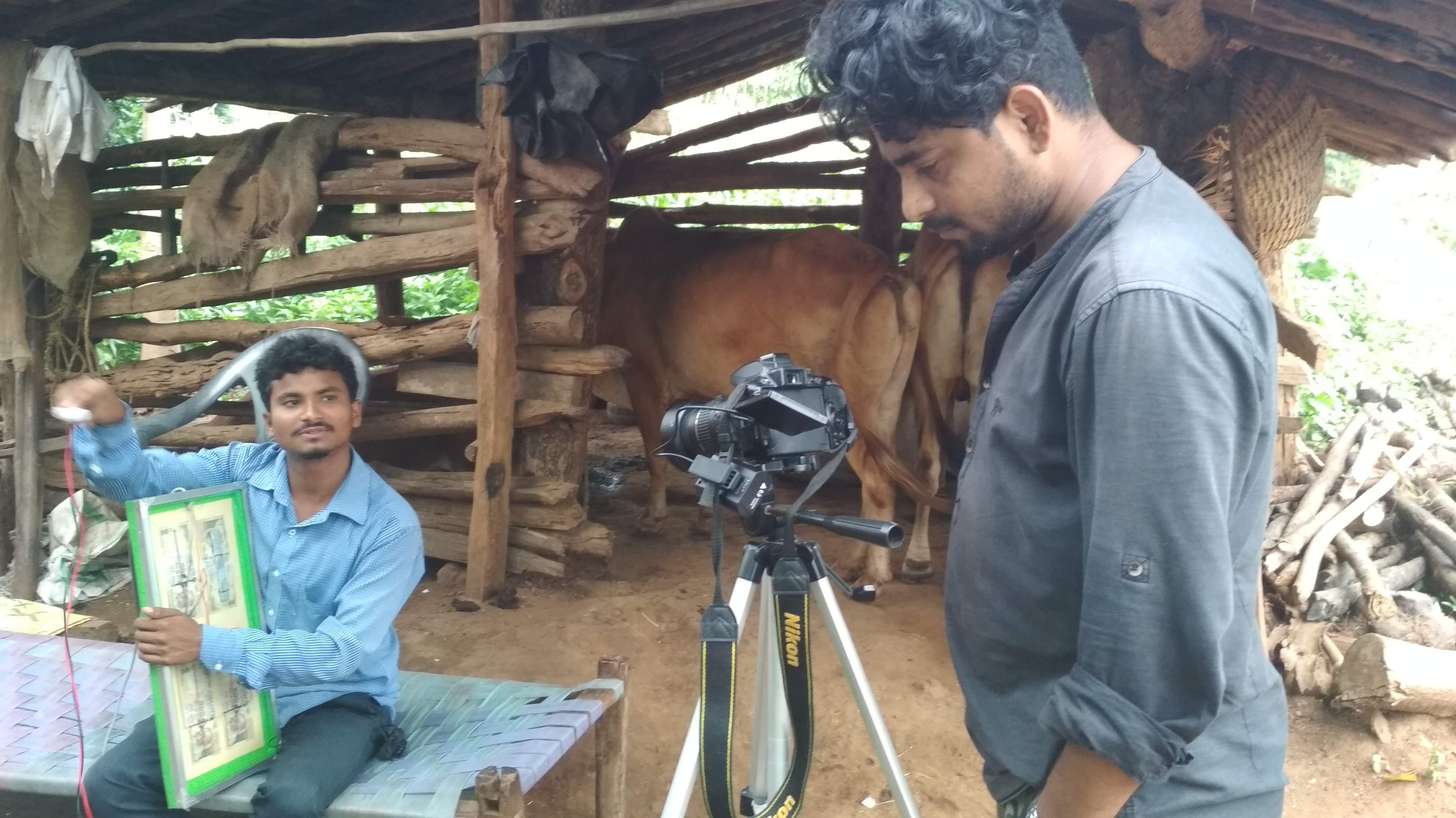 Filmmaker Abinash Padhan latest news