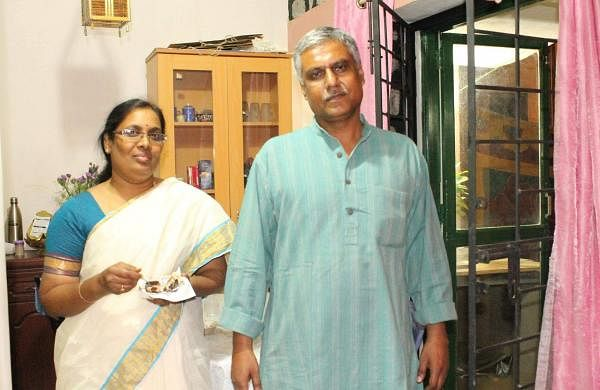 The couple celebrated their 27th wedding anniversary on February 12, 2018
