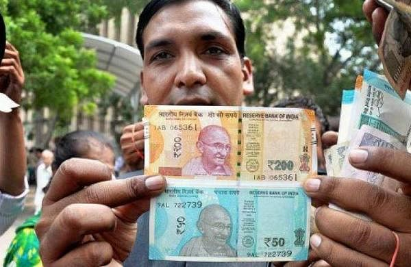 The new notes have been called by a chunk of the Indian population for its stark contrast to the old currency   PTI