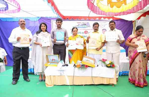The smart health project was inaugurated by Mannuru Suguna, MLA, Tirupati