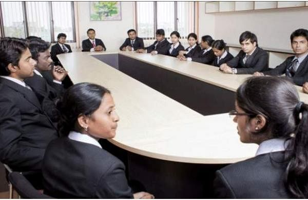Group discussions are crucial in showcasing out individual leadership skills and qualities (representative image) | IBS India Blog
