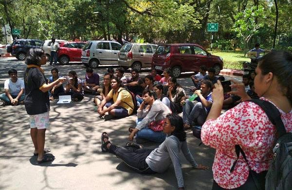 IIT_protest