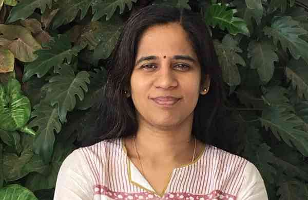 Priya Radhakrishnan has now shifted to Bengaluru
