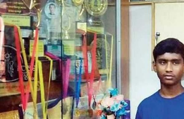 Vinod grew up on the pavements of Bengaluru and started selling vegetables from the age of four