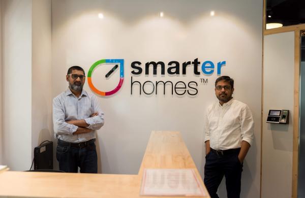 L_to_R_Kasturi_Rangan_and_Vivek_Shukla_Smarterhomes_Technologies