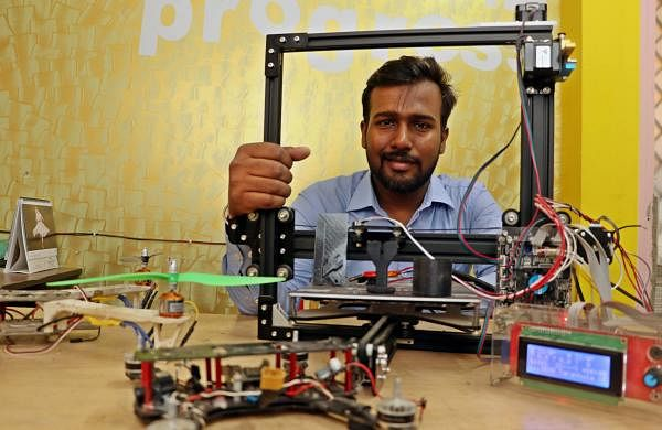 Siddharth Bhatter creates a platform for young people to explore and create
