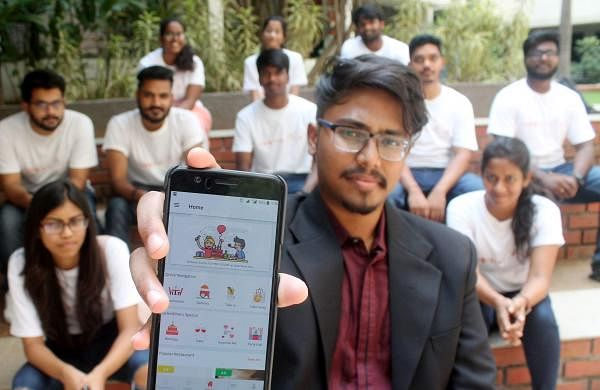 This dedicated team spent their months searching, exploring and explaining the concept to their clients and finally got some tie-ups at restaurants in and around Vellore