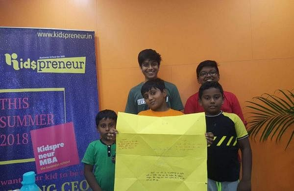 Founded in 2013, Kidspreneur is Asia's first entrepreneurial education provider for children aged 7 to 18 years