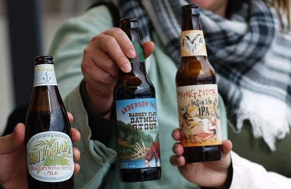 For crafters, developing unique and unmistakable art labels are as much a part of the brewing culture as their distinctive brews