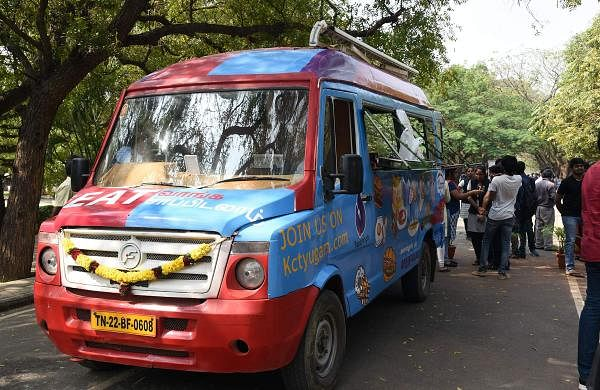 Named 'Trans Pride', the food truck is being run by three trans women - Suchitra, an Indian cuisine expert, Taslima Nasreen, a social activist, who has loved cooking since childhood, and Yamini