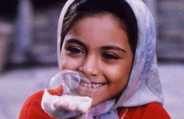 A still from Children of Heaven