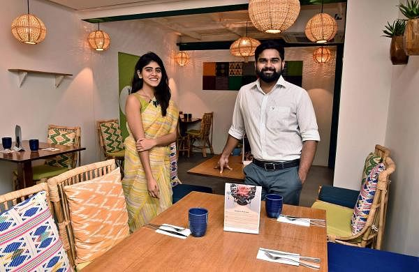 Started by two young and active madrasians, is MadrAsian - the new pan-Asian restaurant in town, treating your senses to everything which is eco and artisan-friendly with its set-up