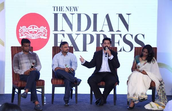Four-member panel at TNIE's 40under40 Summit in Hyderabad speak about the concerns that start-ups face
