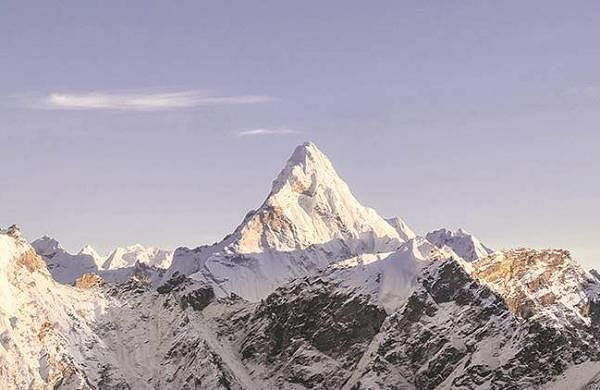 Debasish Das, 25, of Satmura of Belonia under South Tripura District has been selected for the climb to highest peaks of Mt Everest