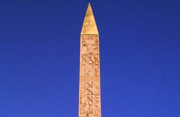 The oldest existence of obelisks was recorded in hieroglyphics from the ancient Egyptian civilisation