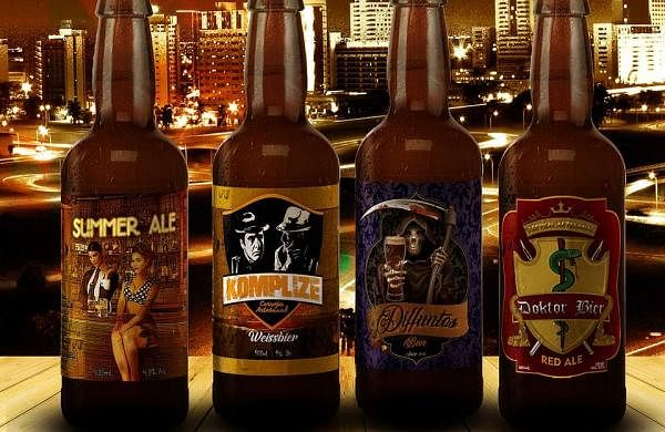 Craft Beer Labels are all about Art