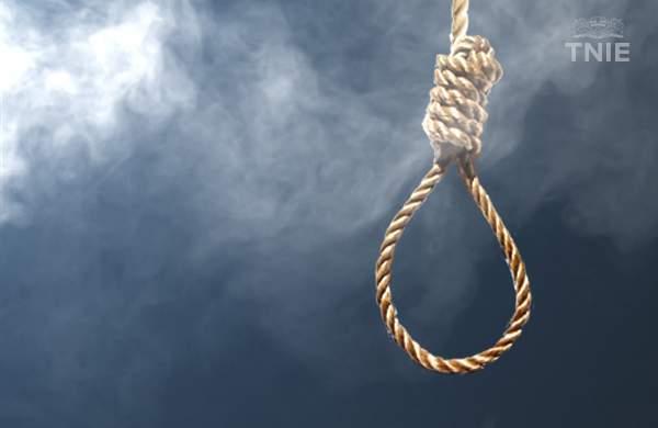 suicide--Hanging