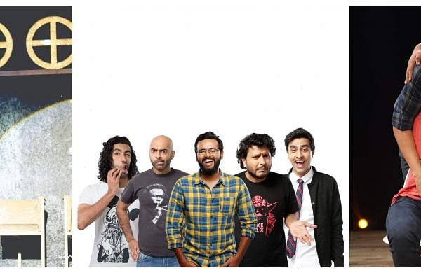The Improv is the only Indian improv group to perform at the Sweden International Improv Festival