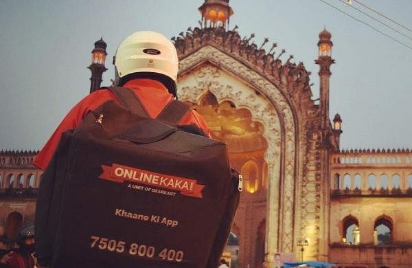 OnlineKaka, a food delivery service in Lucknow has plans to deliver food via drones