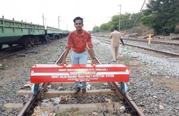 Rail Fault Detection