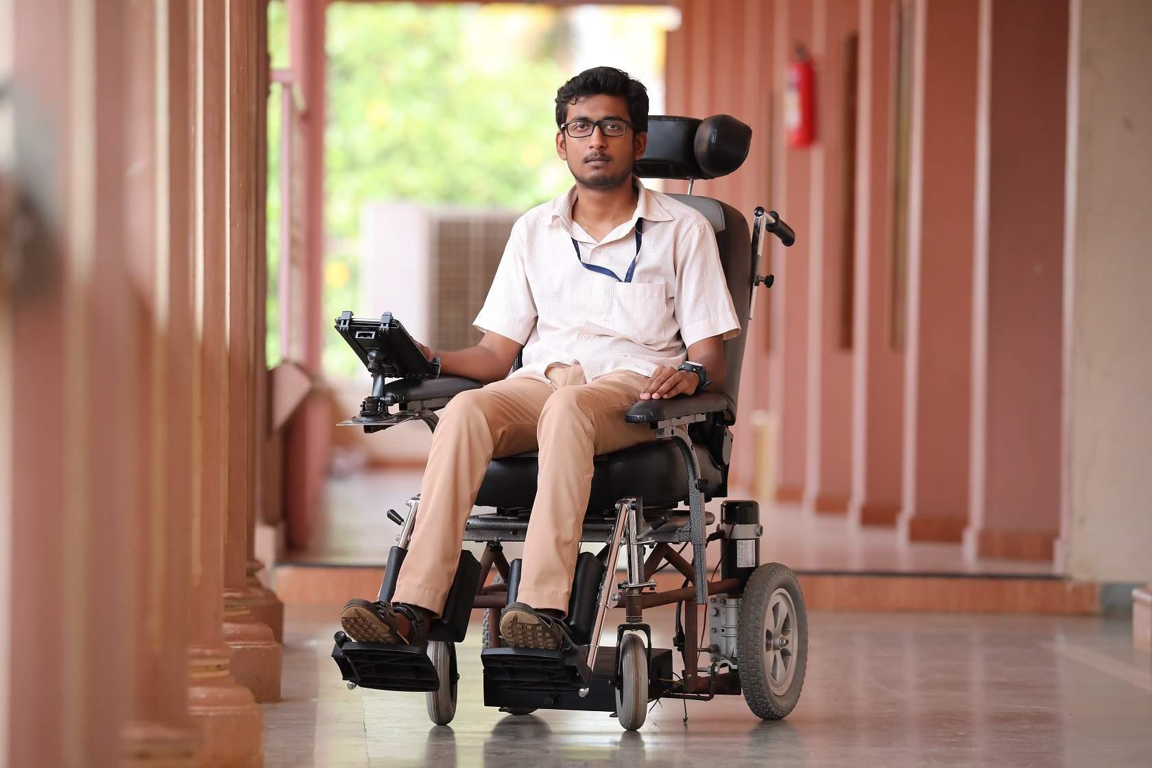 The_self-driving_wheelchair