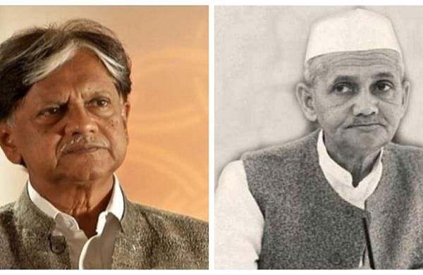Anil Shastri is one of the six children of the late prime minister Lal Bahadur Shastri