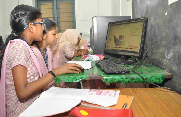 Smart classes in schools