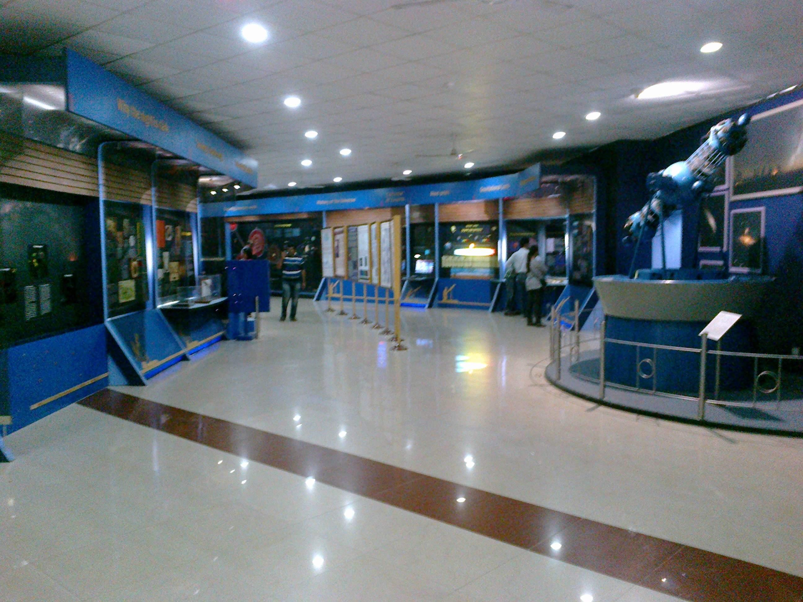 Nehru_Planetarium_Gallery