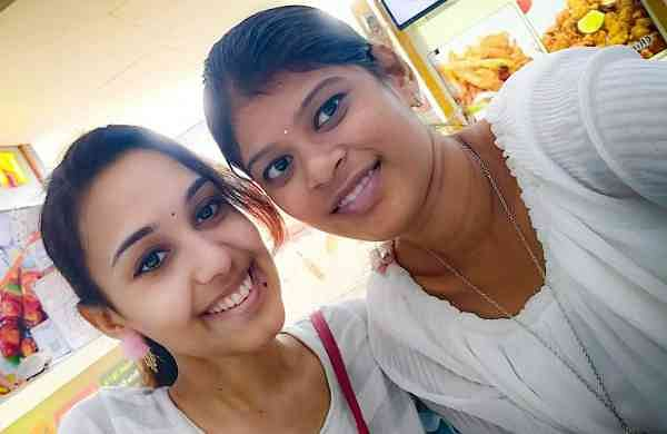 Nikhila and Keerthi have been friends for over eight years now