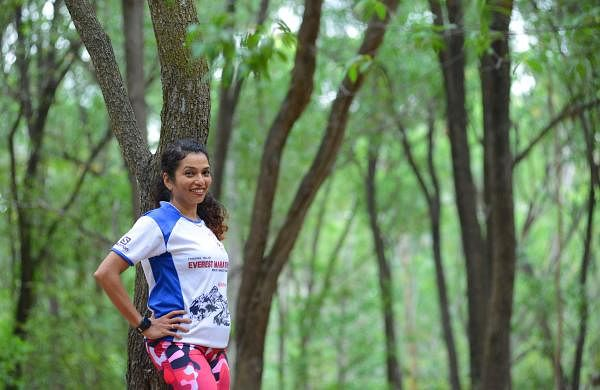 Deepa also won the Runner of the Quarter award from TomTom Sports, the world leaders in fitness watches
