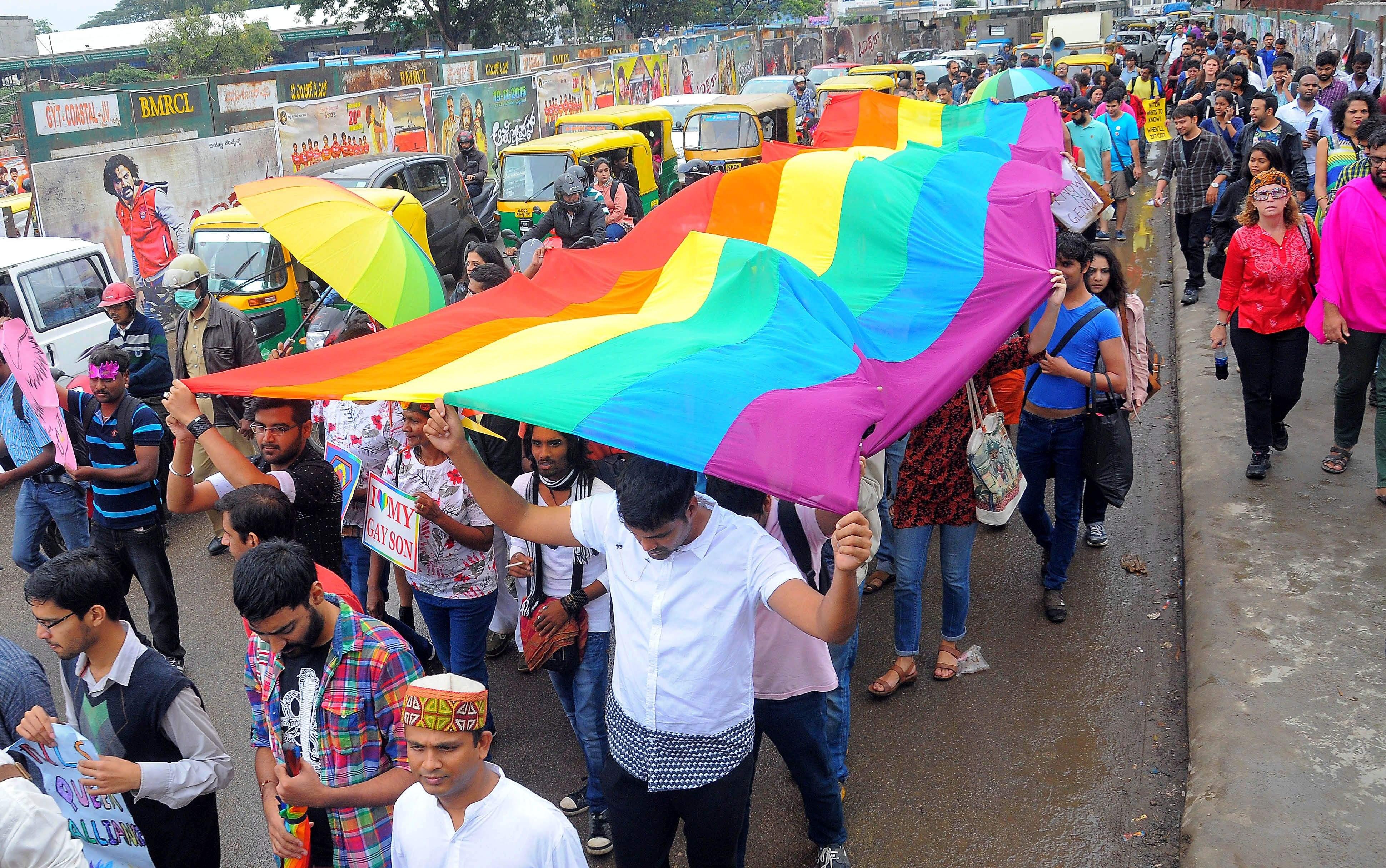 Right to equality, LGBTQIA