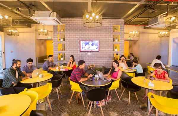 Co - working space Hyderabad