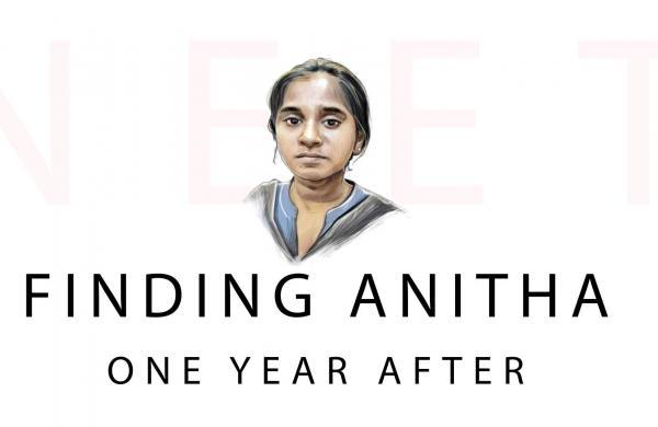 The Anitha story that you've never heard before | Pics: Pradeep Vijayaraj and TNIE