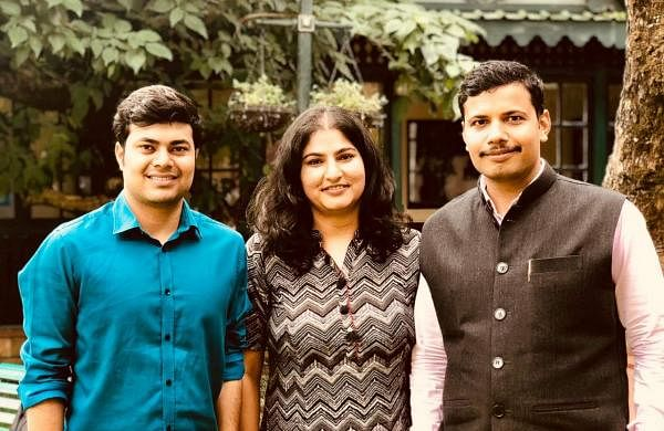 IAS officers, Devansh Yadav,  Torul Raveesh and Jitin Yadav are the brains behind Humans of LBSNAA