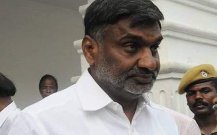 KC Veeramani latest news