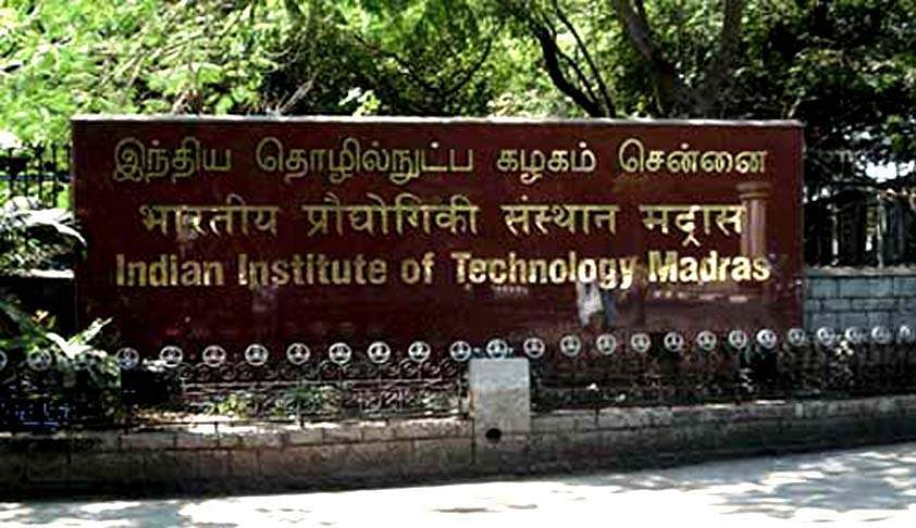 IIT Madras latest updates