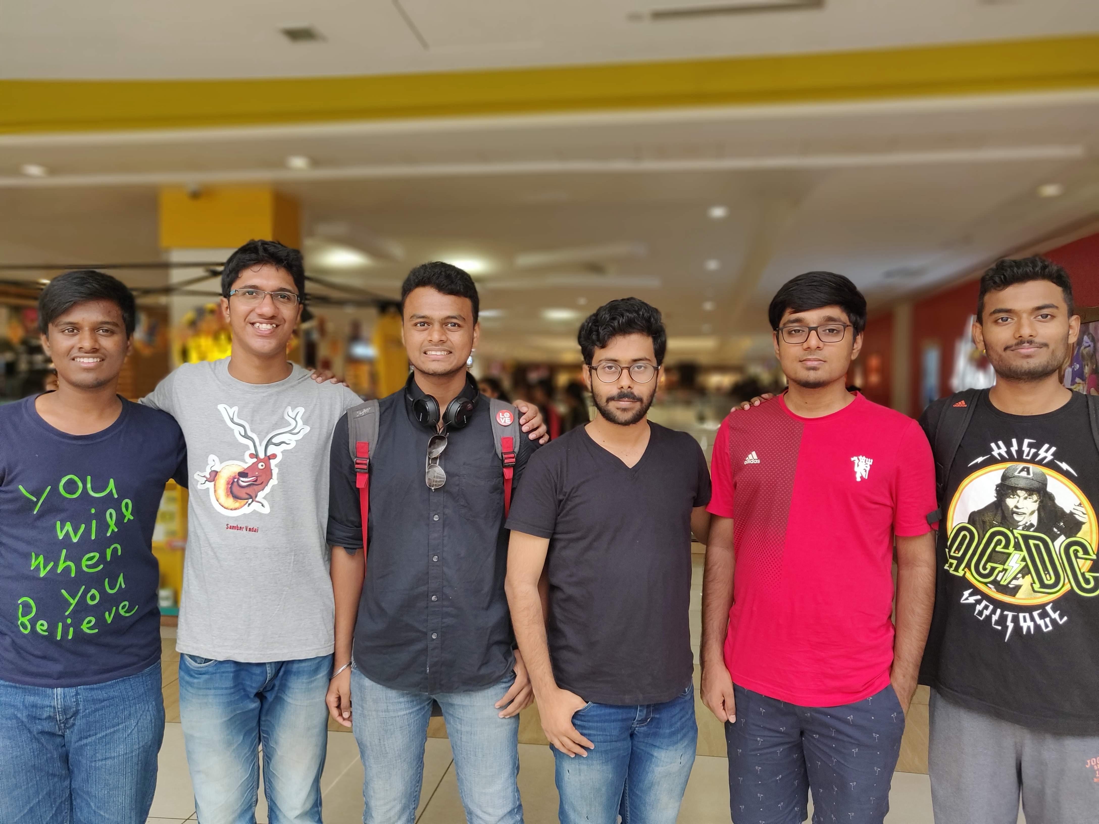 PunPaadu Facebook page - Sastra University students