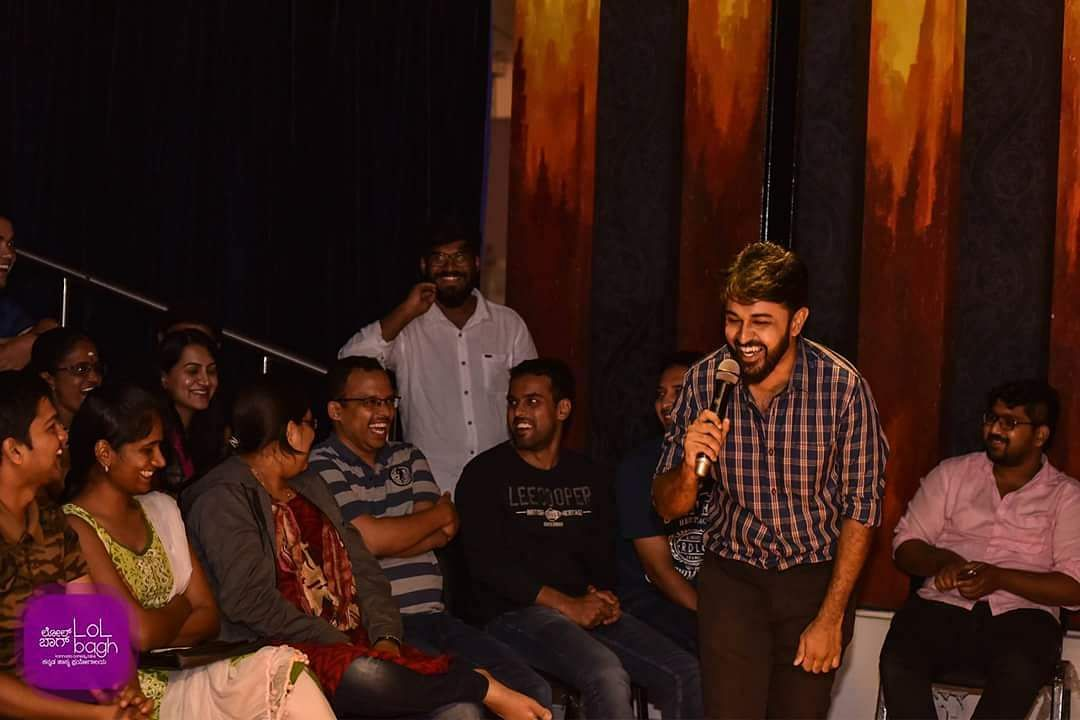 LOLbagh standup comedy show