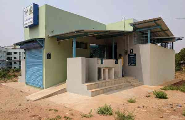 Sammaan Public toilets project
