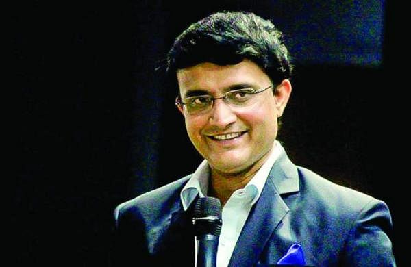 Sourav Ganguly launches his book at Symbiosis ...