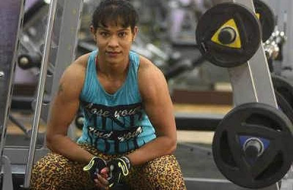Ruby's coach, Kartik, also lauded the woman's determination and said she would win the title of Ms India with ease