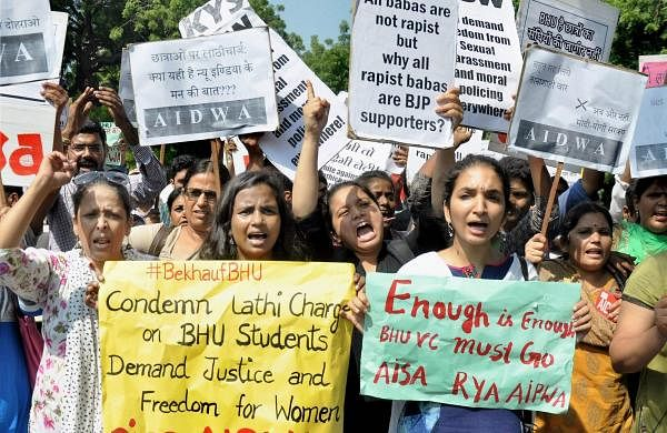 BHU student protest news update