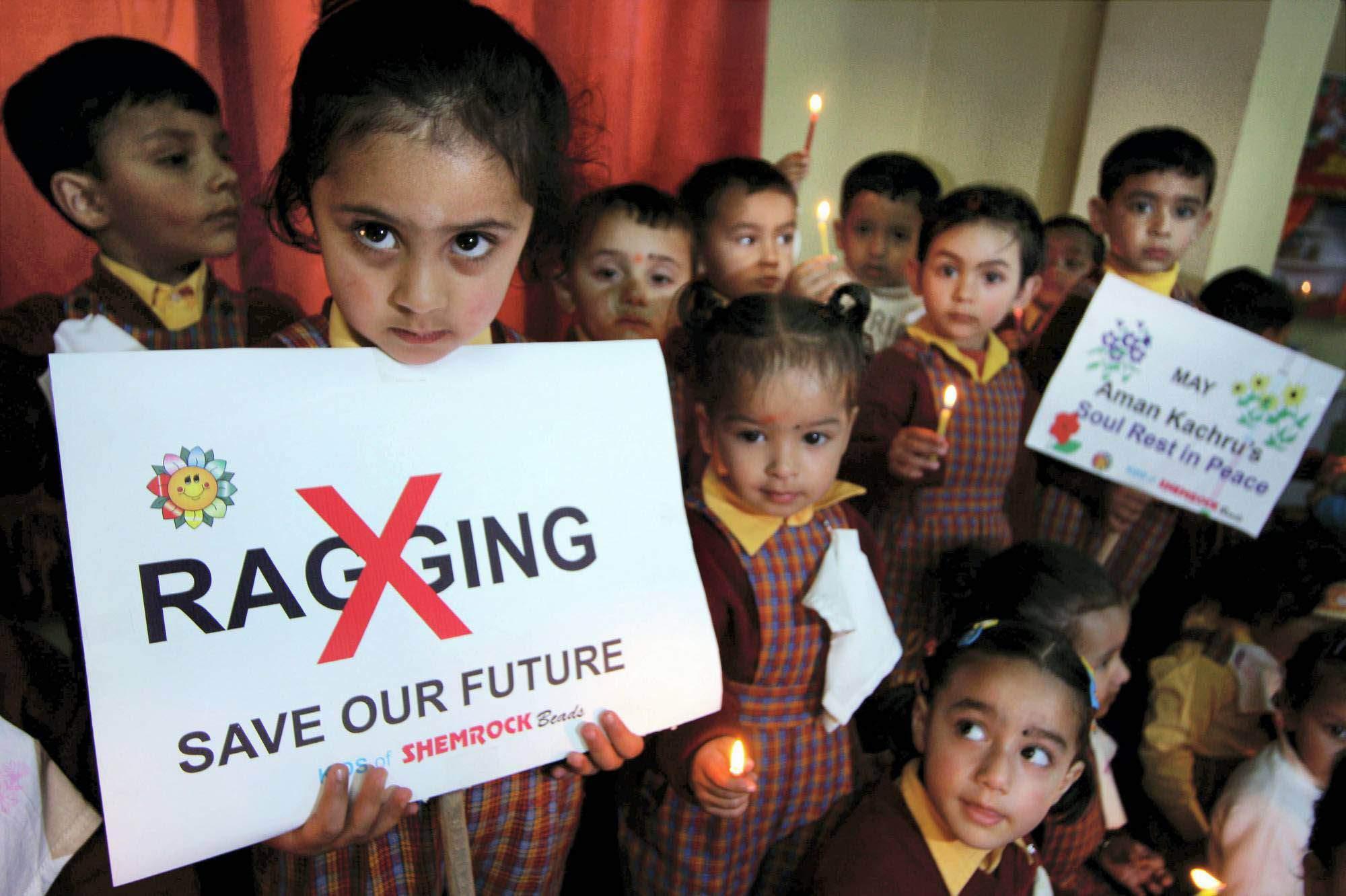 Anti-ragging-campaign
