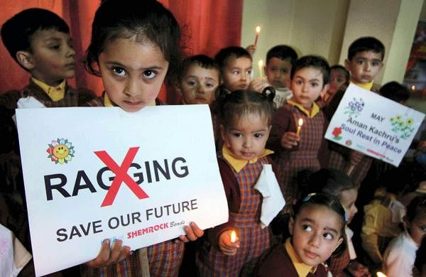 Anti-ragging-campaign